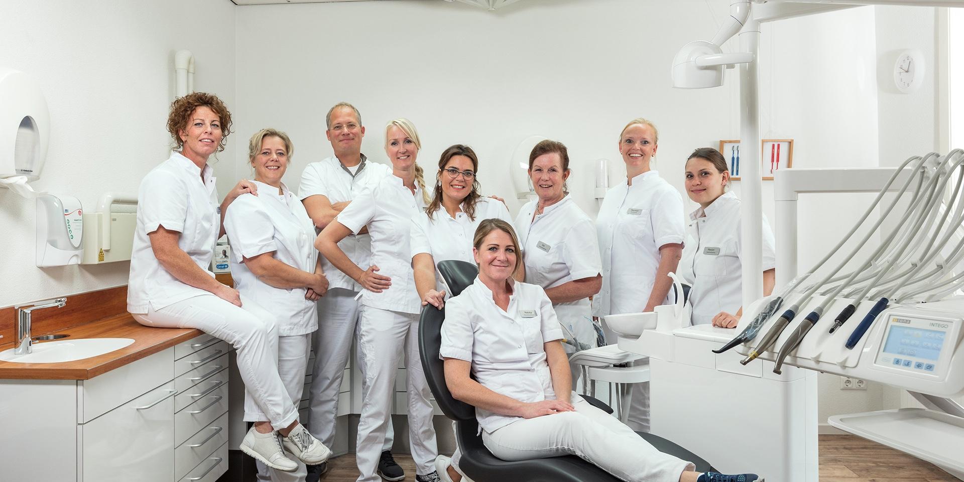 Team | Tandartspraktijk Plantema | Tandarts Losser